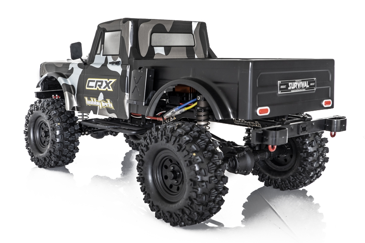 CRX model SURVIVAL RTR Crawler (12.8-325mm)