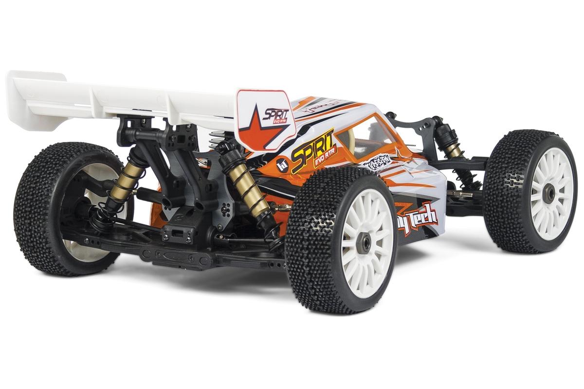 RTR Buggy SPIRIT EVO 4wd včetně .21 Alpha Power motoru