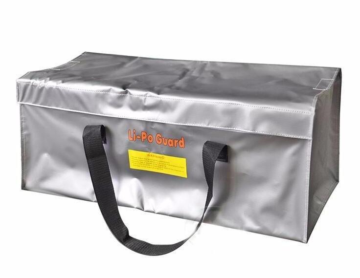 Náhled produktu - Bezpečnostní obal, r. 640×250×250 mm