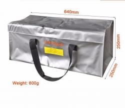 Bezpečnostní obal, r. 640×250×250 mm