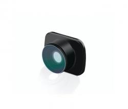 Osmo Pocket: Objektív typu rybie oko
