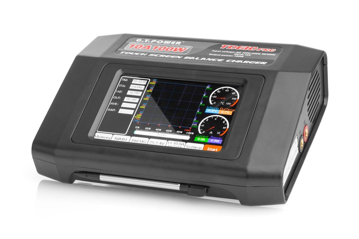 Náhľad produktu - Nabíjač TD 610 Pro 100W