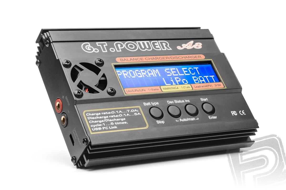 Nabíječ A8 - 150W