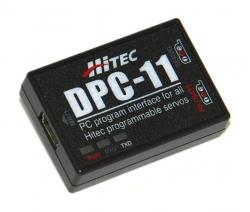 DPC-11 Univerzálny programátor serv Hitec s PC rozhraním (mini-USB)