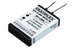 Prijímač RX-9 DR SXRL 16 M-LINK 2,4GHz