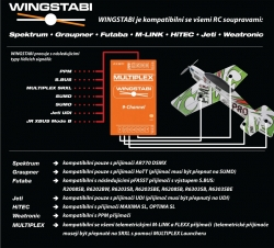 Stabilizačný systém WINGSTABI 9