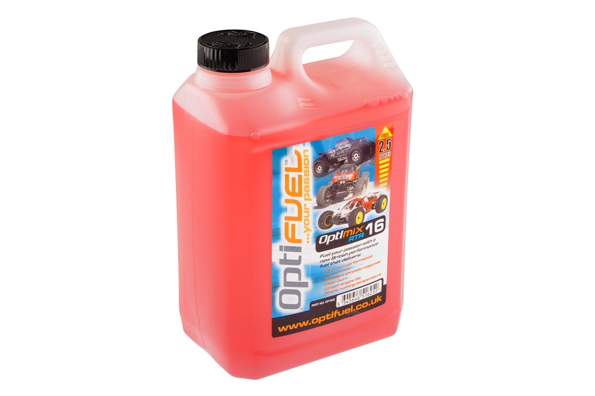 Náhľad produktu - Optimix RTR 16% 2,5l palivo pre CAR