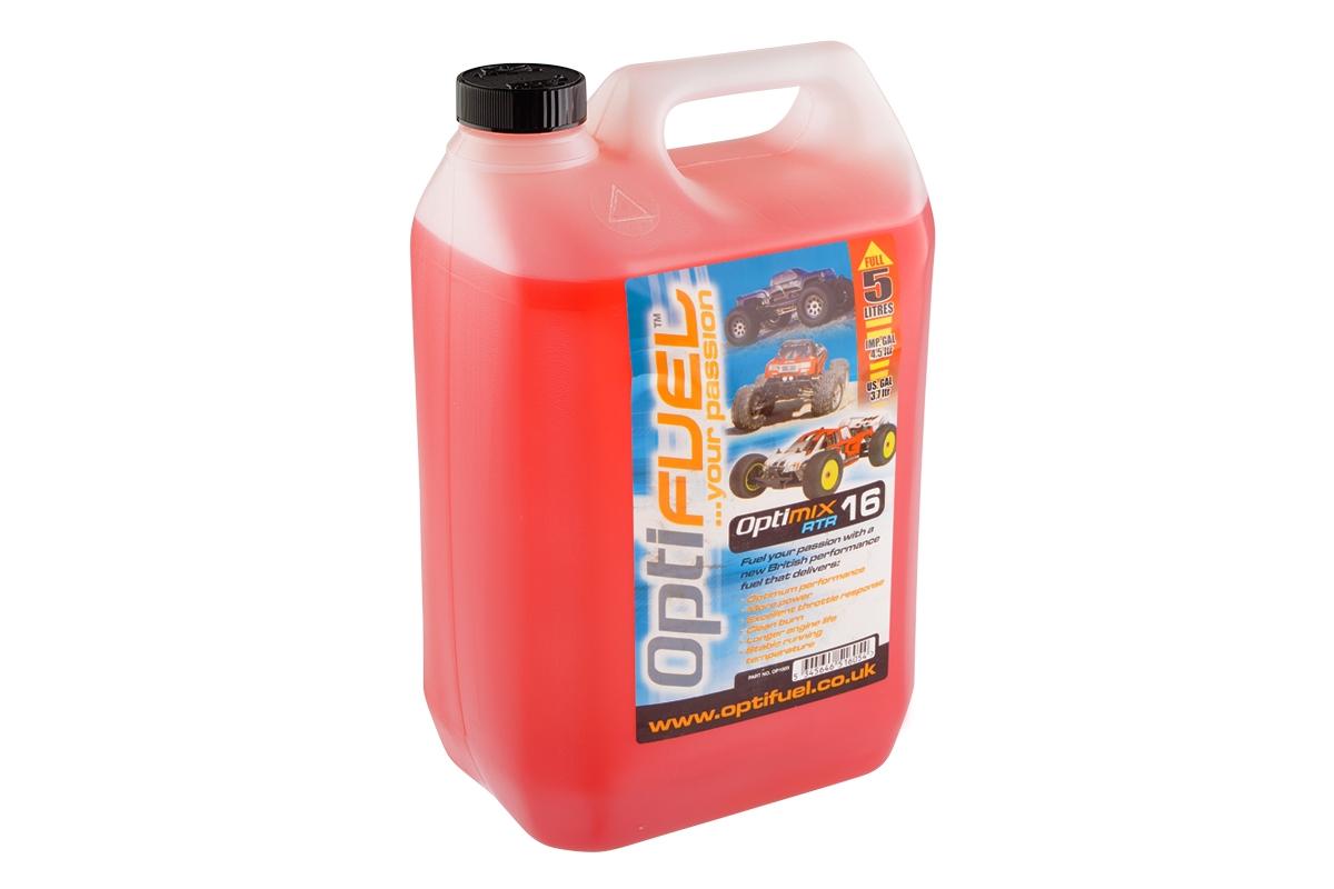 Náhľad produktu - Optimix RTR 16% 5l palivo pre CAR