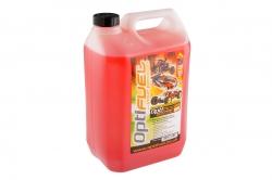 Optimix RACE 25% 5l palivo pro CAR (v ceně SPD 12,84 kč/L)