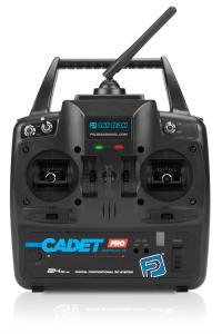 CADET 6 PRO 2,4 GHz (Mód 2)