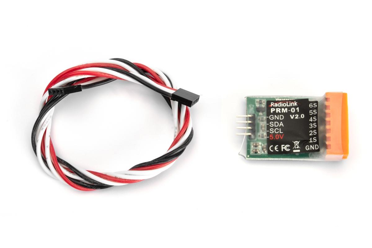 PRM-01 Telemetrický napěťový modul