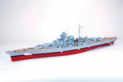 BISMARCK Battleship (without Camouflage)