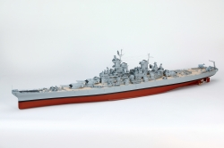 Bojová loď USS MISSOURI