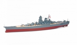 1:150 Bitevní loď YAMATO