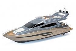 Luxusná jachta KINDER-DESIGN