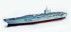 1:200 USS NIMITZ Aircraft Carrier