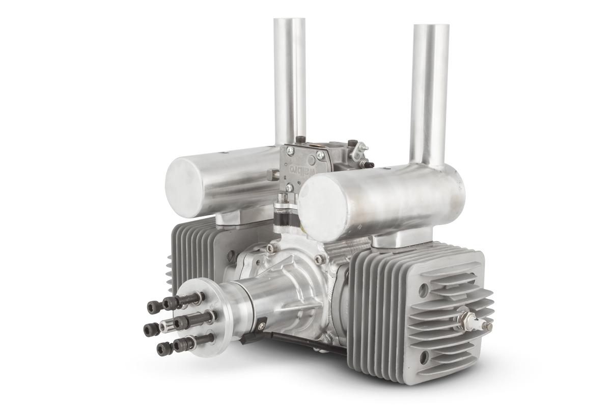 Náhled produktu - Motor DLA 180 ccm včetně tlumiče a příslušenství