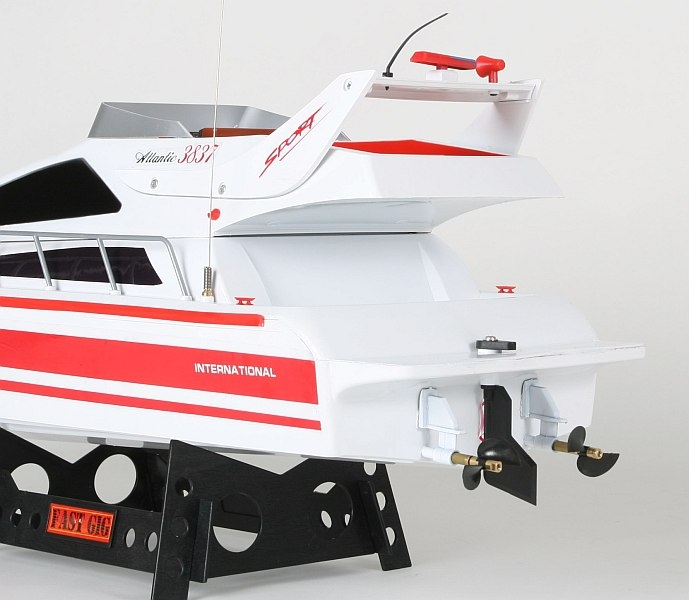 RC loď ATLANTIC YACHT komplet
