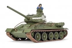 1:24 RC tank T-34/85 2,4GHz s infračerveným bojovým systémem