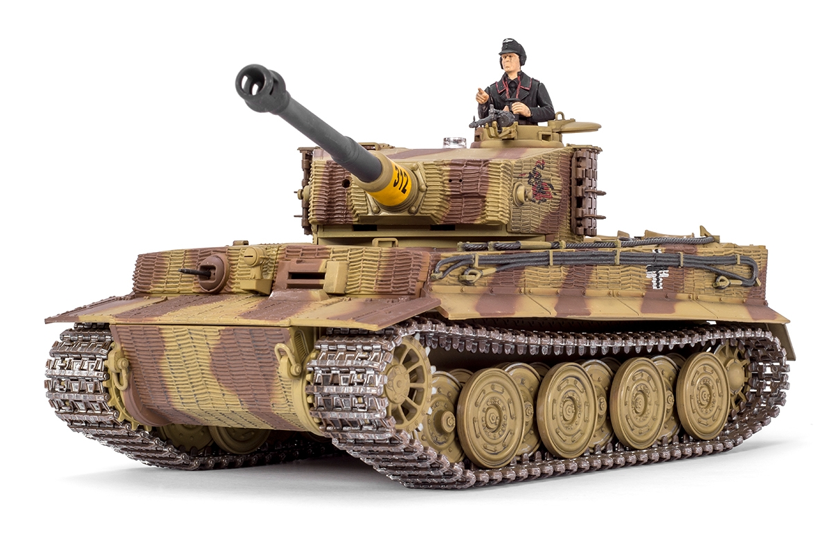 Tiger I RC tank 1:24 2,4GHz s infračerveným bojovým systémem