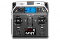MC-16 2,4GHz HOTT RC Radio System (English Version)