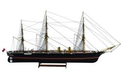 1:100 HMS Warrior