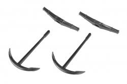 Kotva s trámcom 45x50mm (2 ks)