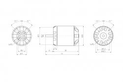 Combo set RAY G3 C2830-1300 + RAY G2 30A regulátor