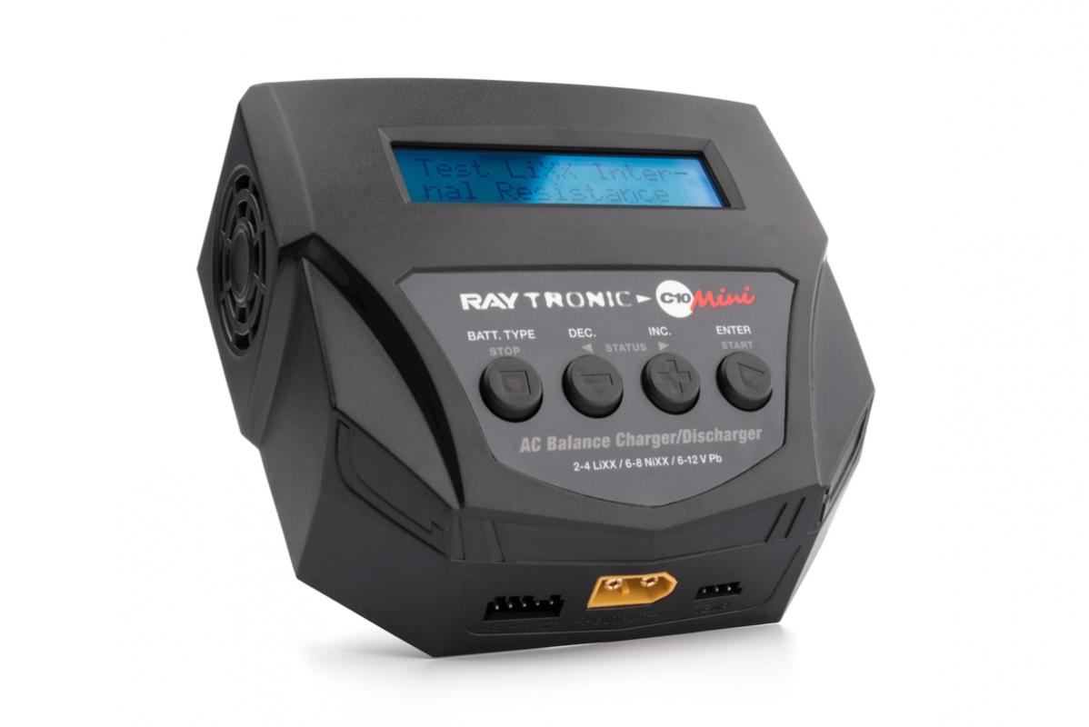 RAYTRONIC C10 MINI nabíječ 60W