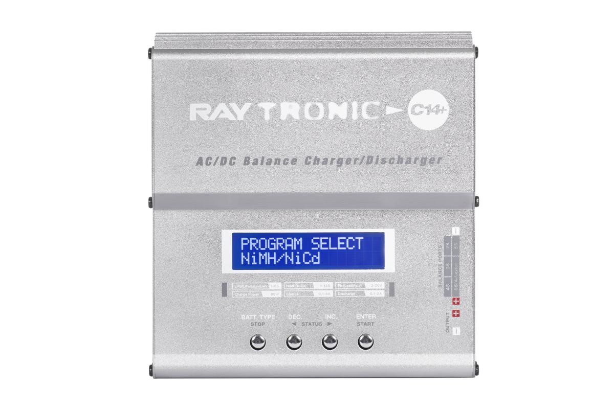 RAYTRONIC C14+ nabíječ 80W