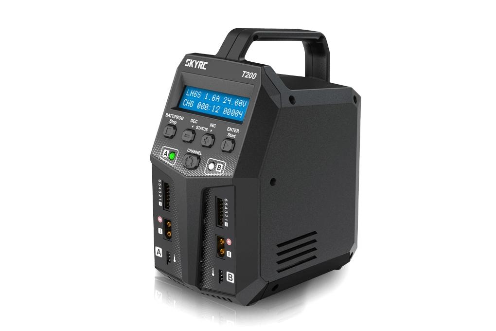 Náhľad produktu - SKY RC T200 nabíjač 2x100W