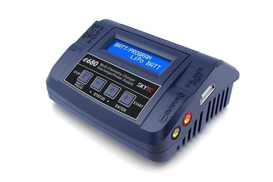 Náhľad produktu - SKY RC e680 nabíjač 80W