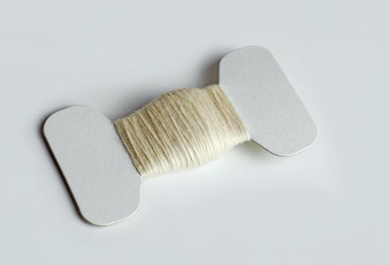 Náhľad produktu - Tkaná, viacvrstvová niť na lanovie s priemerom 0,4mm, dĺžka 50m