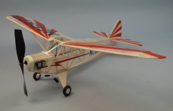 Piper ″Clip Wing″ Cub 762mm (laserom vyrezávaný)