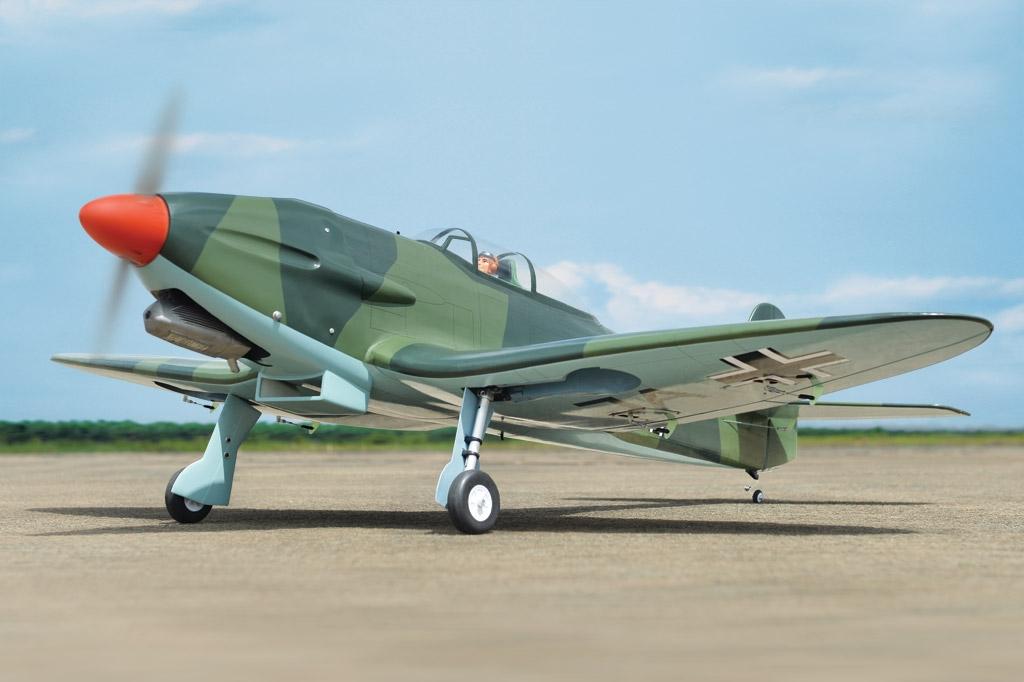 BH159 HE-112 1550mm ARF