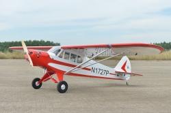 Black Horse Pa-18 Super Cub, rozpětí 3580 mm, ARF