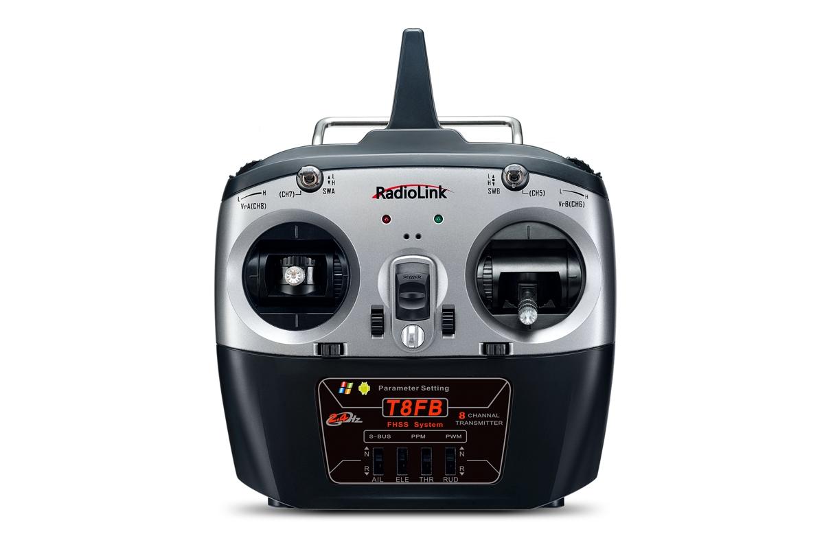 BETA 1400 M2 - RTF 4k 2.4GHz brushless BONUSOVÁ EDICE s RadioLink TX
