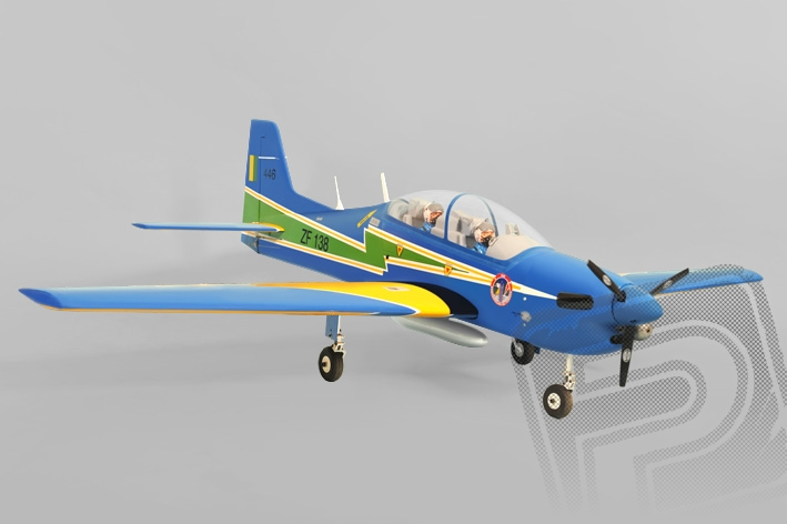 PH158 (PH041) TUCANO MK.2 60 ARF 1700mm rozp.