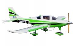 Columbia 400 scale 38% (3'810 mm) 100 ccm (zeleno / bílá)