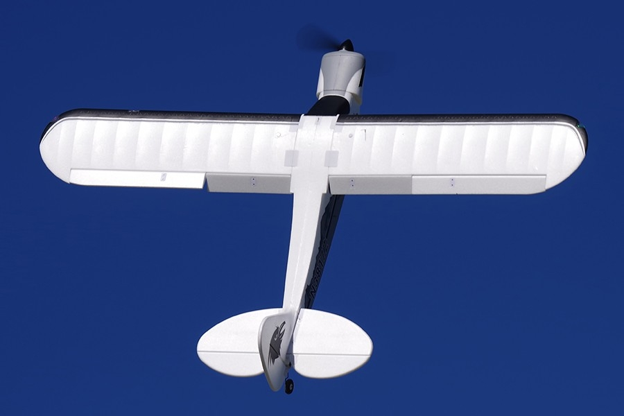PA-18 Super Cub 1700 mm s plováky ARF