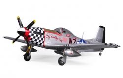 P-51 Mustang V2 (Baby WB), Big Beautifull Doll ARF
