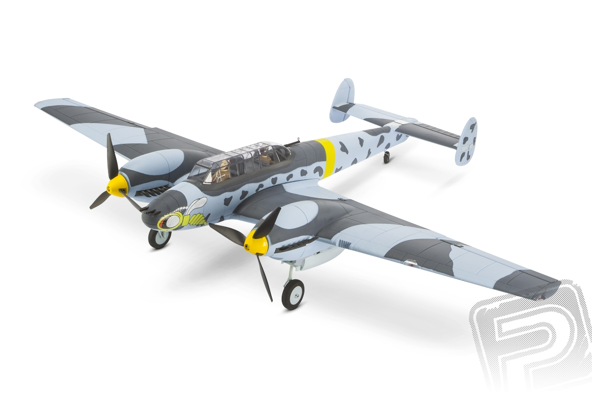 Messerschmitt BF-110 1500mm EPP ARF