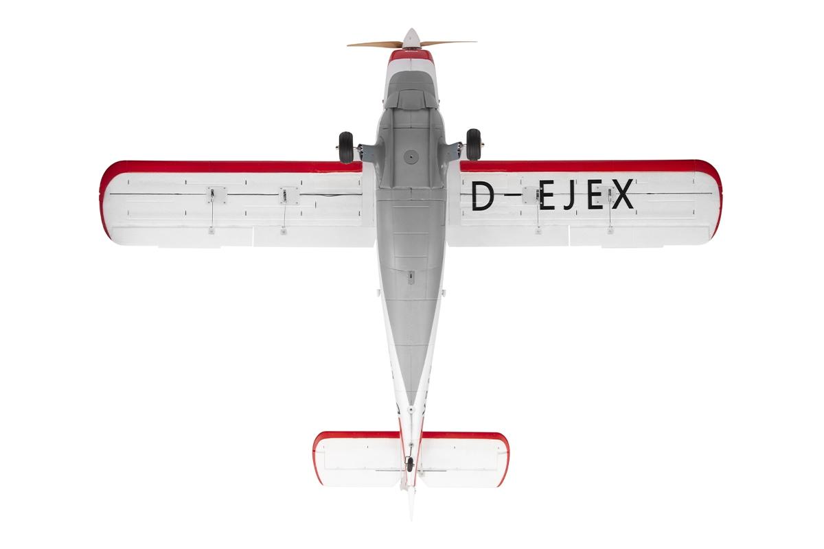 DO-27 1600mm ARF Červeno/Bílá