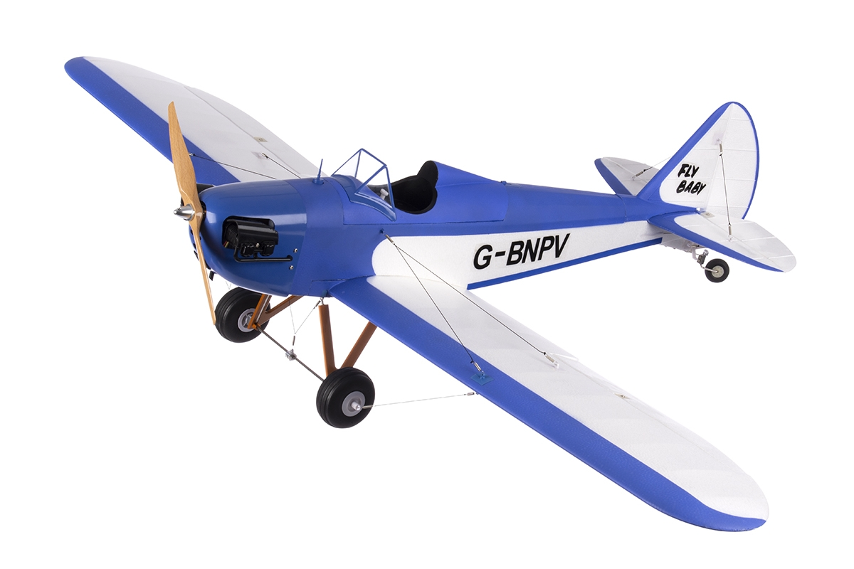 Fly Baby 1400mm ARF Modro/Bílá