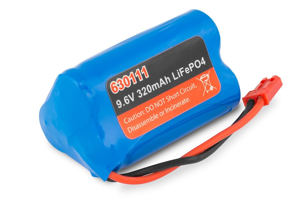 Náhled produktu - Akumulátor LiFe 9,6V 320mAh