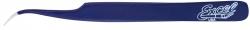 Pinzeta zahnutá (modrá)
