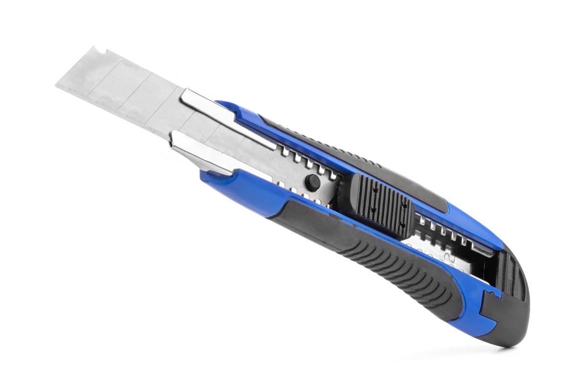 Náhľad produktu - Lámací nůž velký - One team logo
