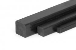 Uhlíkový hranol 8x8 mm