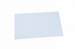ABS deska 500×300 mm, tl. 5 mm (bílá)
