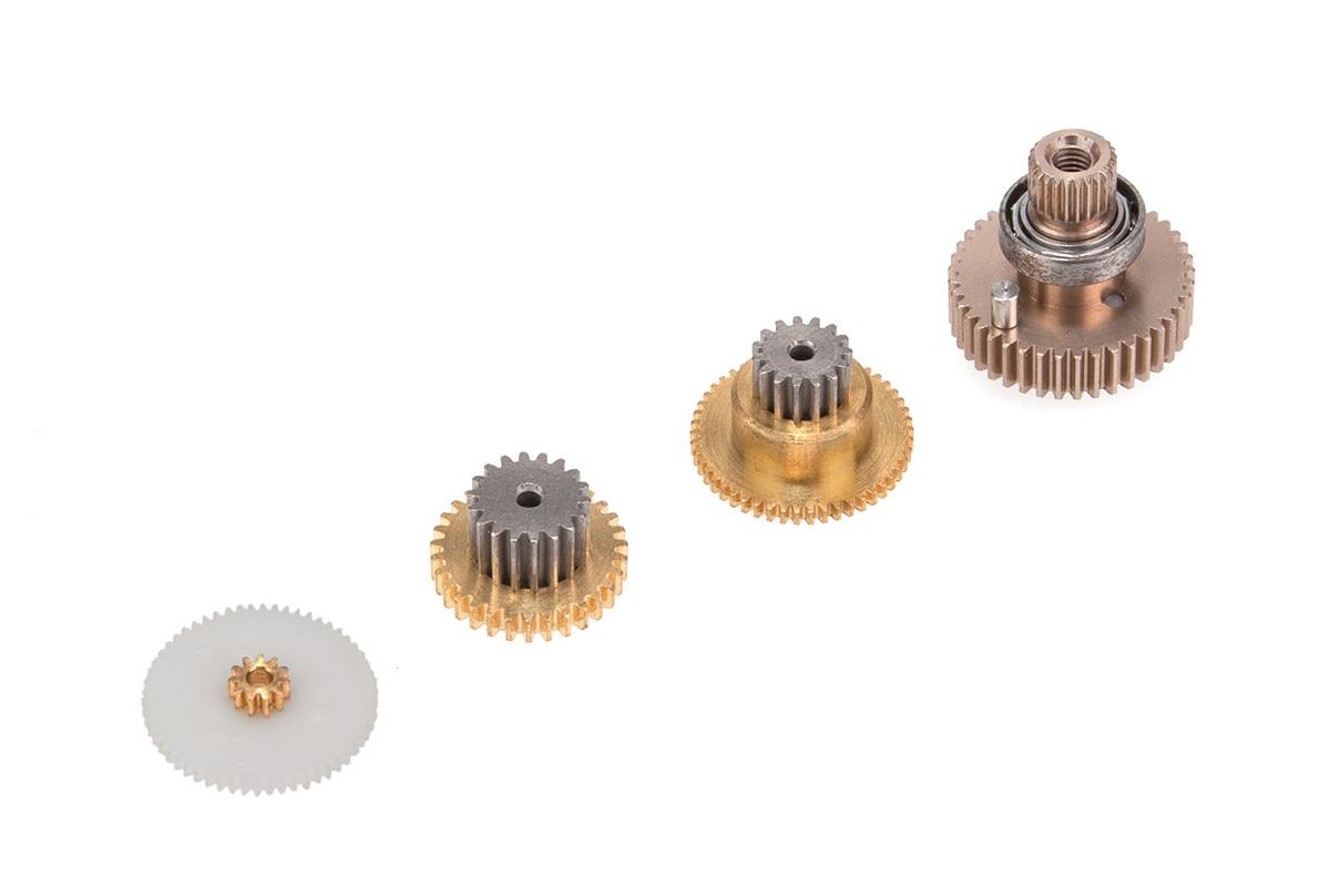 Produkt anzeigen - Převody pro servo DES 808 BB, MG